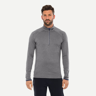 Kjus Feel Mens Half Zip Pullover