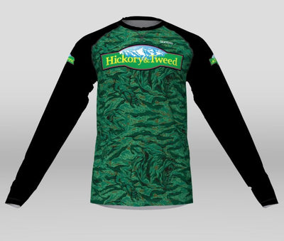 Team Tweed Custom MTB Jersey