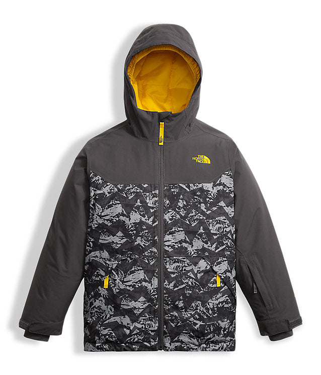 974d3bf04840 The North Face Brayden Boys Jacket