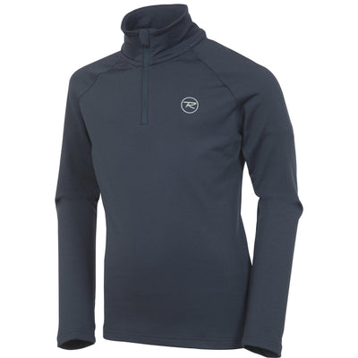 Rossignol Girls Warm Stretch 1/2 Zip Fleece