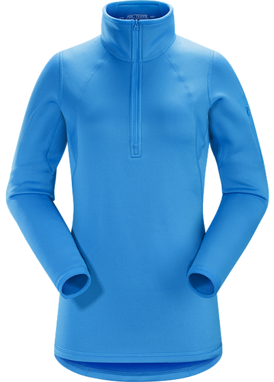 Arc'teryx Rho AR Womens Zip Neck
