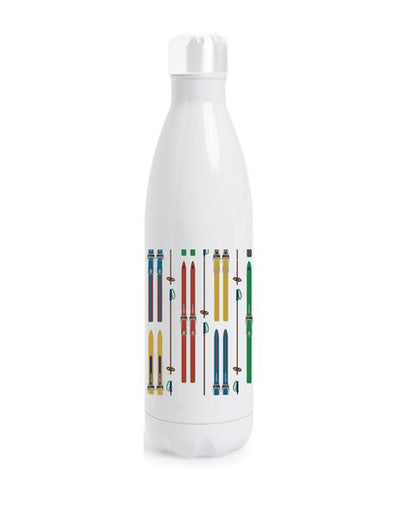 TOSS Designs Ski Water Bottle