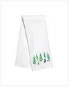 Toss Designs Ski Resort Kitchen Towel