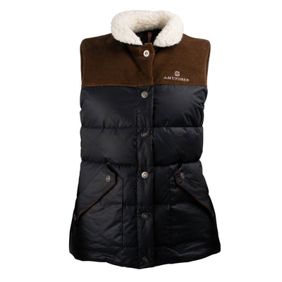 Amundsen Groomer Insulated Womens Vest