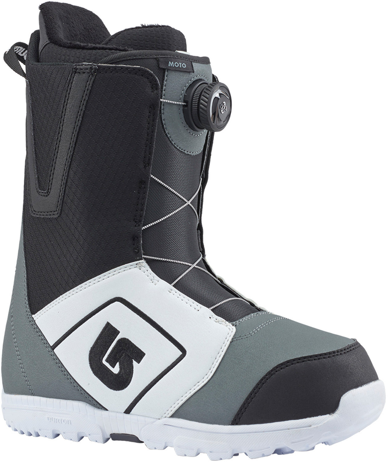 c8f6ce4fa0f 2018 Burton Moto Boa Snowboard Boot | Hickory and Tweed | New