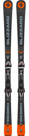 2019 Blizzard Firebird Comp Ski (TPX12 Bindings)
