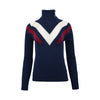 Alps and Meters Ski Race Womens Sweater