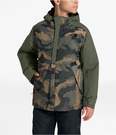 North Face Brayden Insulated Boys Jacket