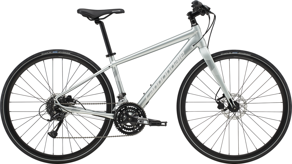 2019 Cannondale Quick Disc 4 Womens Bike