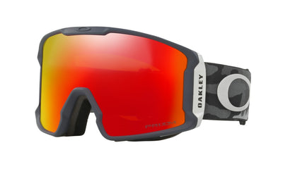 2018 Oakley Line Miner Night Camo Torch Goggles