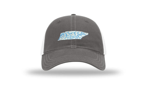 Tennessee State Waterways Trucker Hat