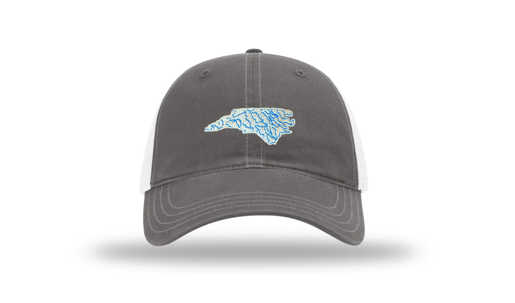 North Carolina State Waterways Trucker Hat