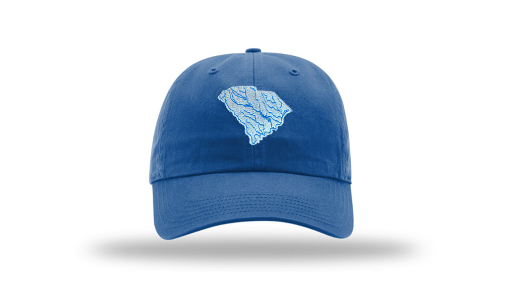 South Carolina State Waterways Cotton Hat