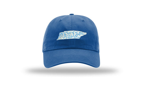 Tennessee State Waterways Cotton Hat