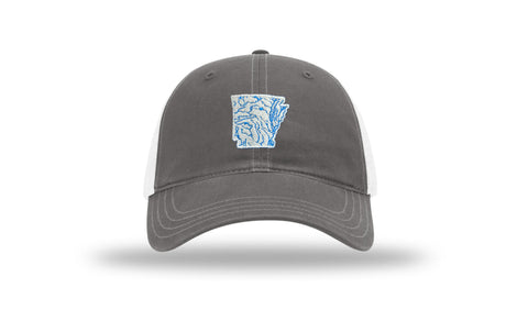 Arkansas State Waterways Trucker Hat