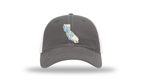 California State Waterways Trucker Hat