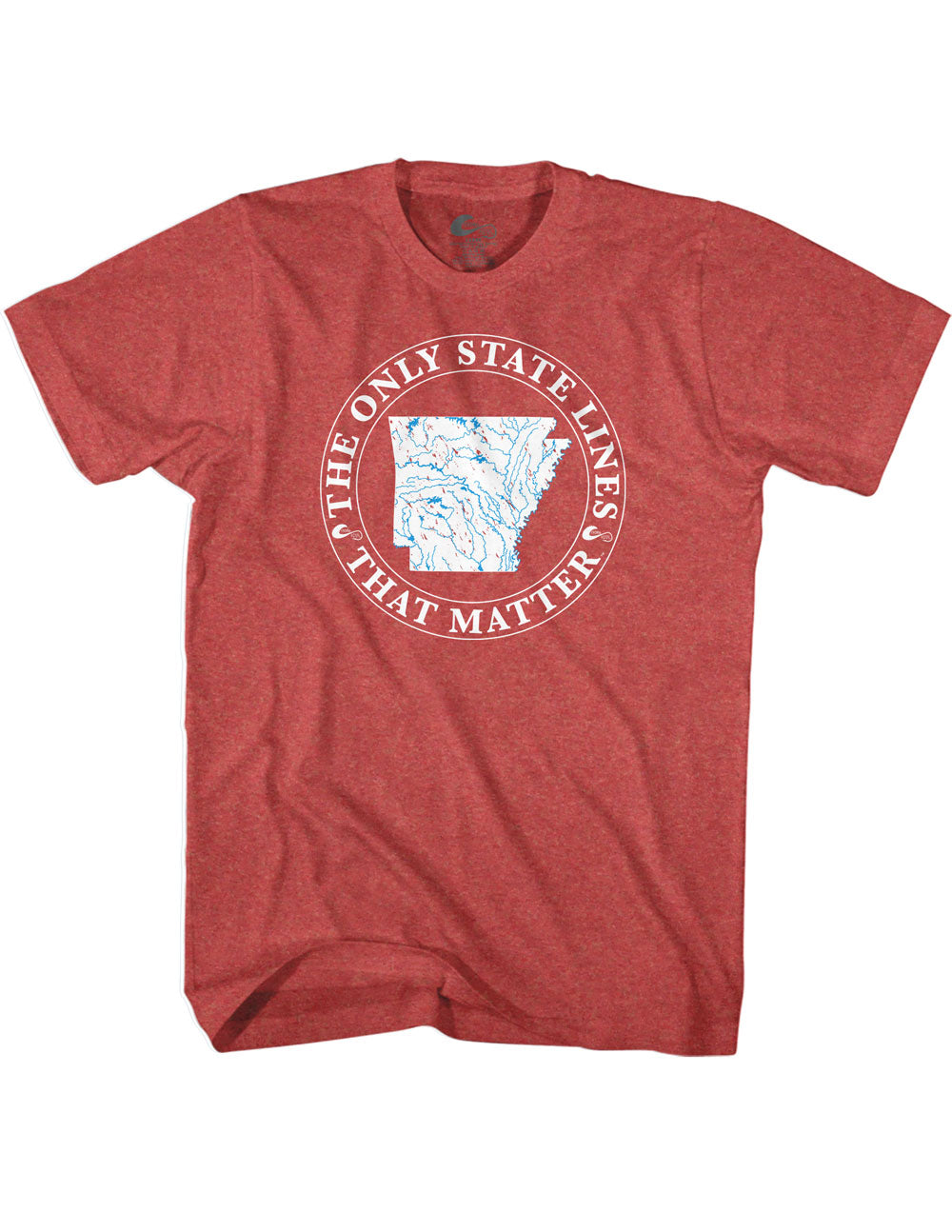 Arkansas State Waterways T-Shirt
