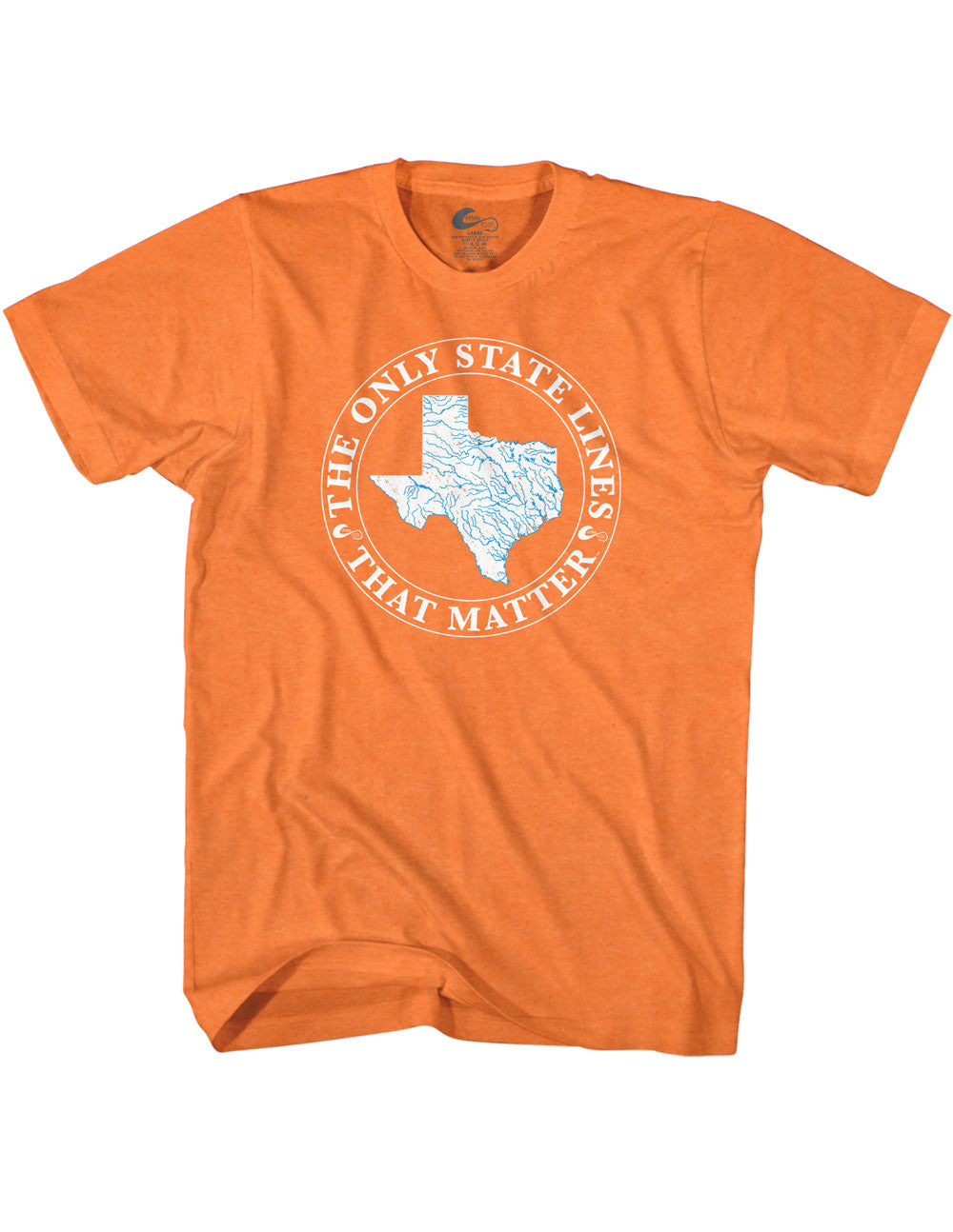 Texas State Waterways T-Shirt