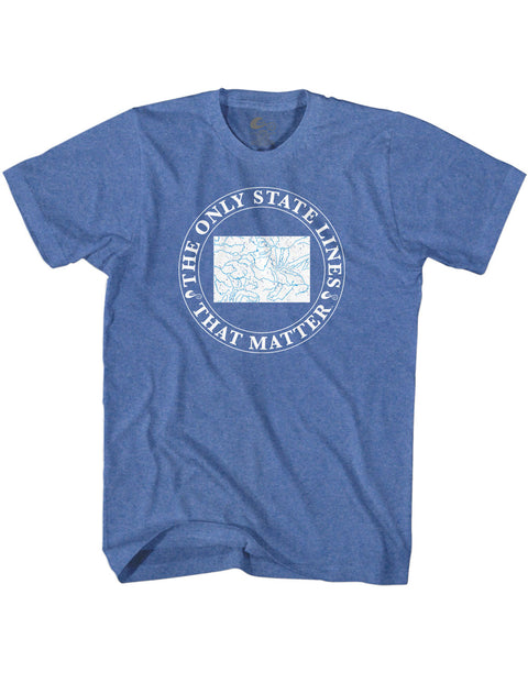 Colorado State Waterways T-Shirt