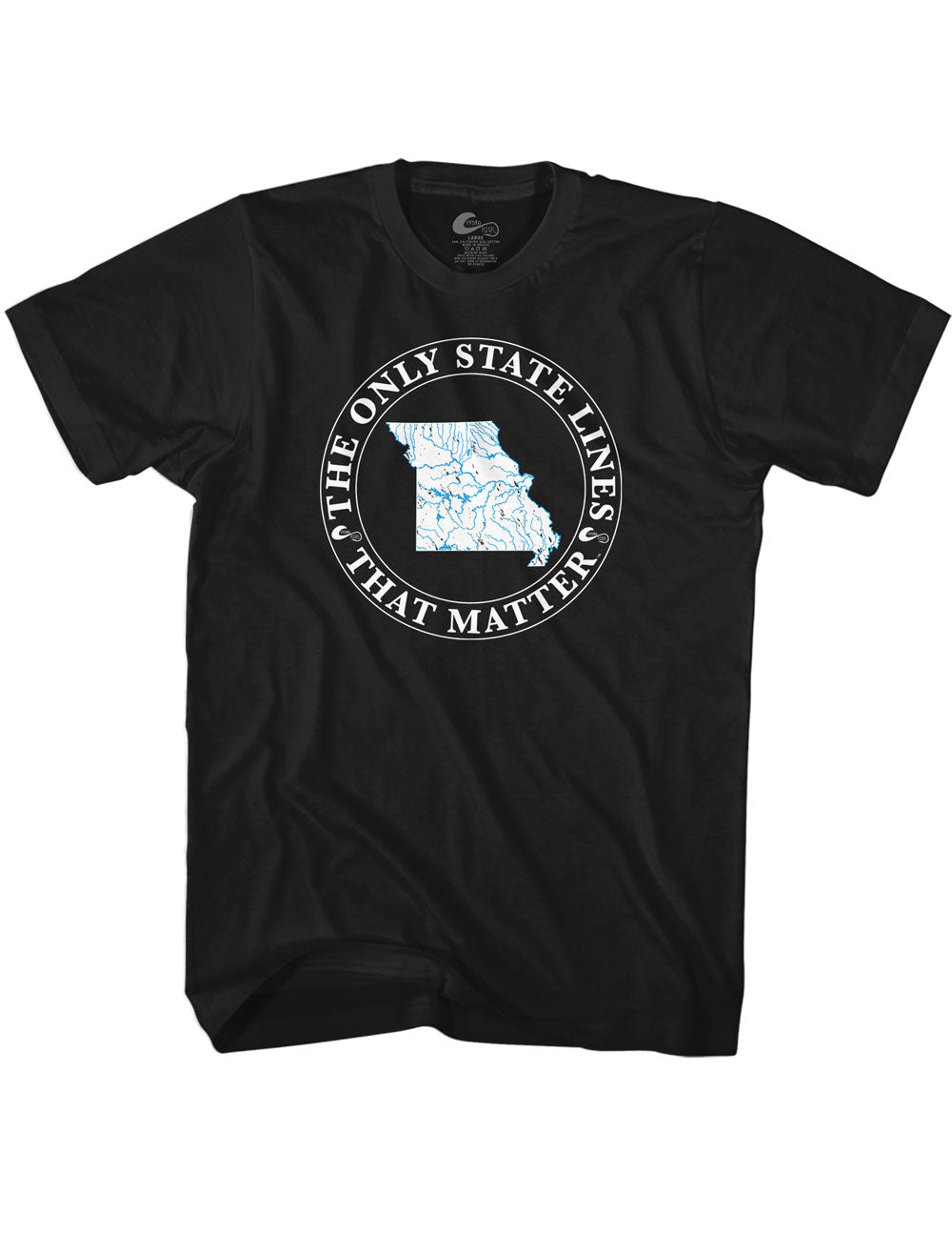 Missouri State Waterways T-Shirt