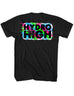 Hydro High Wakeboard Girl T-Shirt Back Design