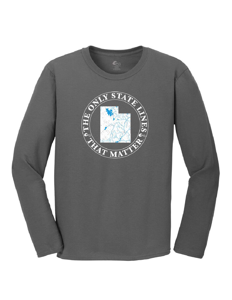 Utah State Waterways Long Sleeve T-Shirt