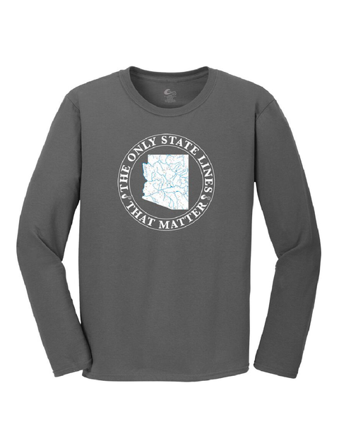 Arizona State Waterways Long Sleeve T-Shirt