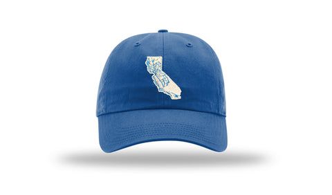 California State Waterways Cotton Hat