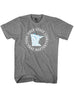 Minnesota State Waterways T-Shirt