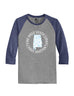 Alabama State Waterways Raglan Shirt