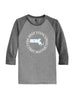 Massachusetts State Waterways Raglan Shirt