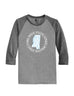 Mississippi State Waterways Raglan Shirt