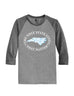 North Carolina State Waterways Raglan Shirt