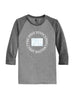 Wyoming State Waterways Raglan Shirt