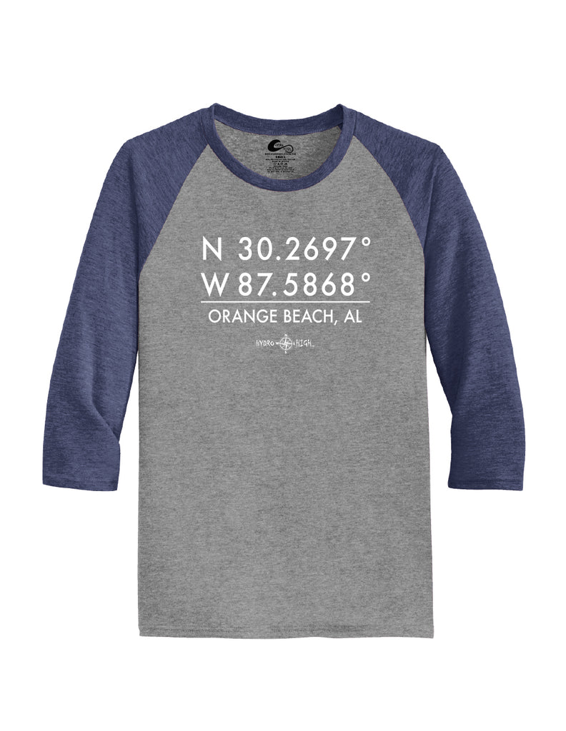 Orange Beach GPS Coordinates Raglan