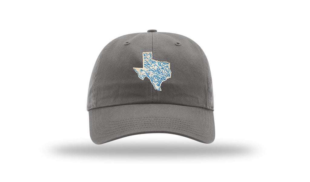 Texas State Waterways Cotton Hat