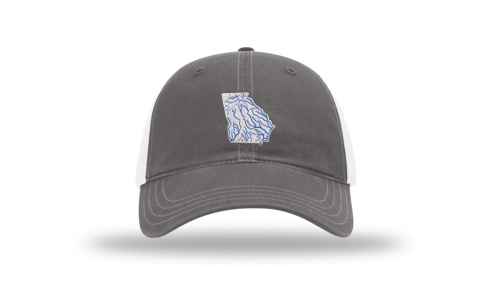 Georgia State Waterways Trucker Hat