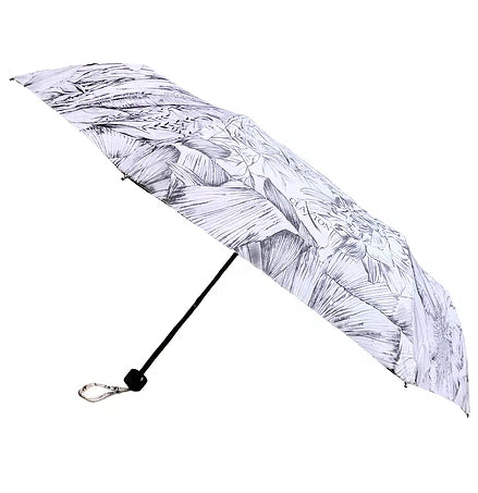 Medinilla Designer Folding Umbrella