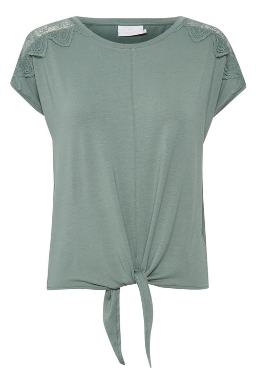 Adda T-shirt Dusty Jade