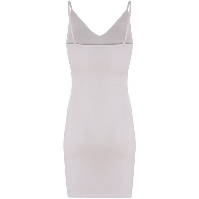 Seamless dress - white