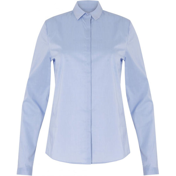 Basic Shirt - Oxford Blue