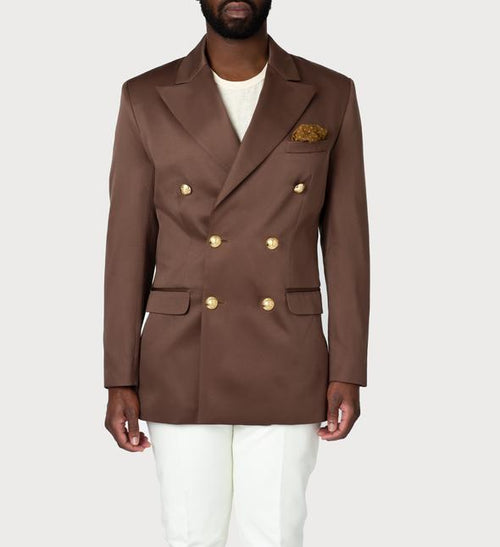 Berkley Brown Blazer