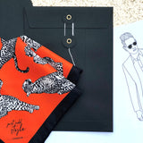 Silk Pocket Square Gift Set