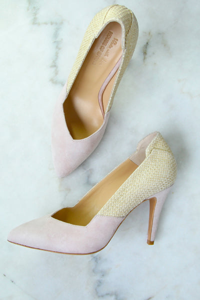 Lou Marbre Pumps