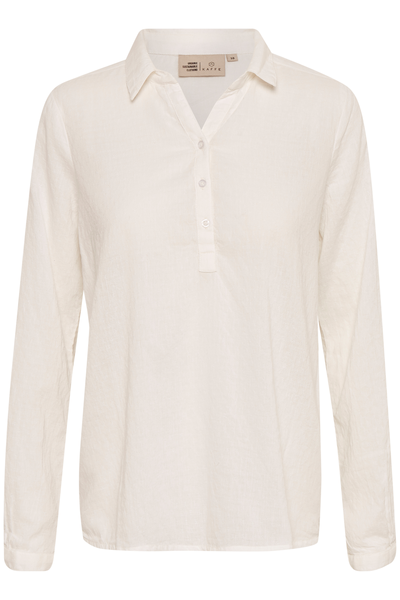 Lantana Blouse - Chalk