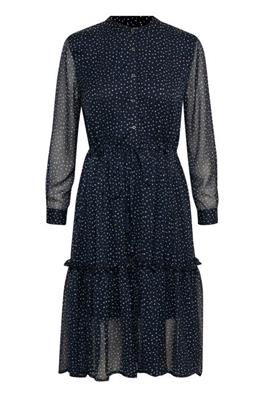Mona Dot Dress
