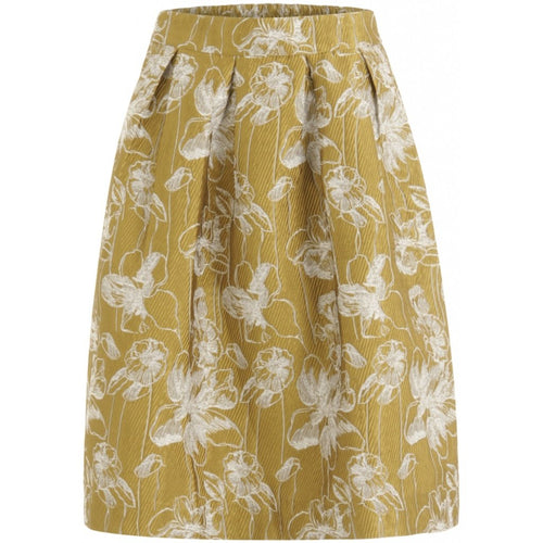 Skirt in jacquard