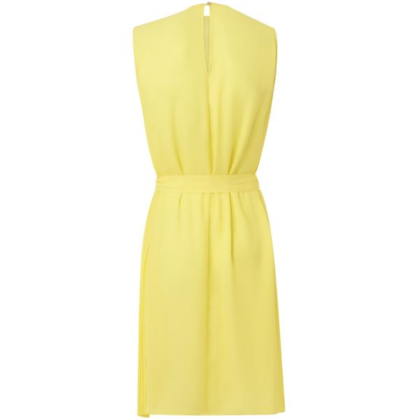 Yellow Alice Dress