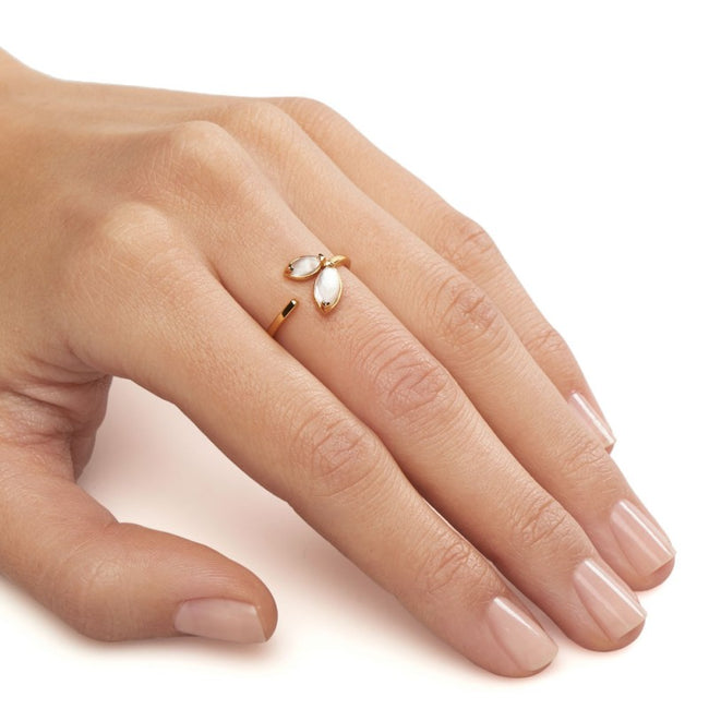Ares Gold Ring
