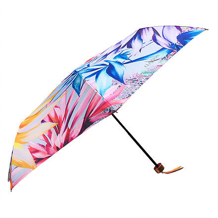 Dalia Brights' Designer Folding Umbrella